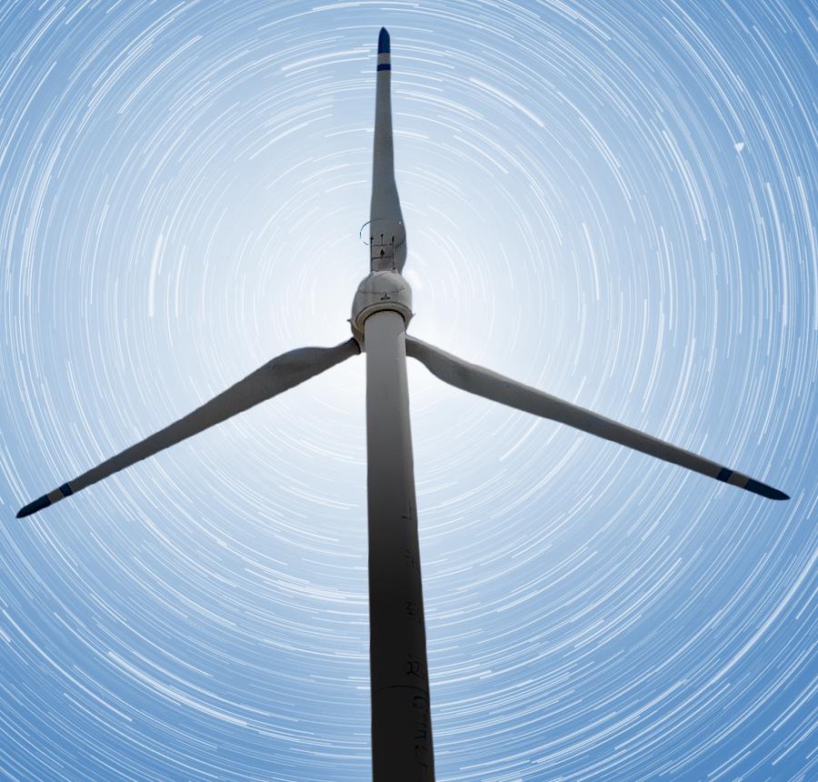 発電効率が良いプロペラタイプ